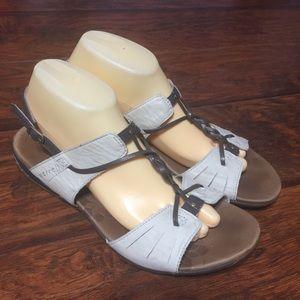 Merrell Micca Silver Lining Sandals Womens 10
